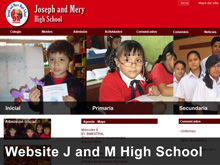 Web Joseph and Mery School